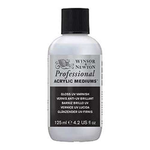 Winsor and Newton Gloss UV Varnish 125ml (BTL)