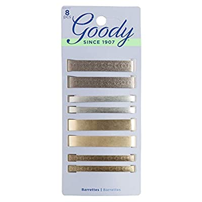 Goody Hair Barrettes Assorted