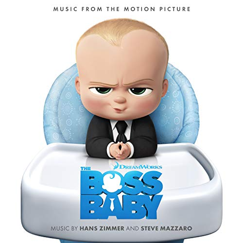 The Boss Baby (Original Motion Picture Soundtrack)