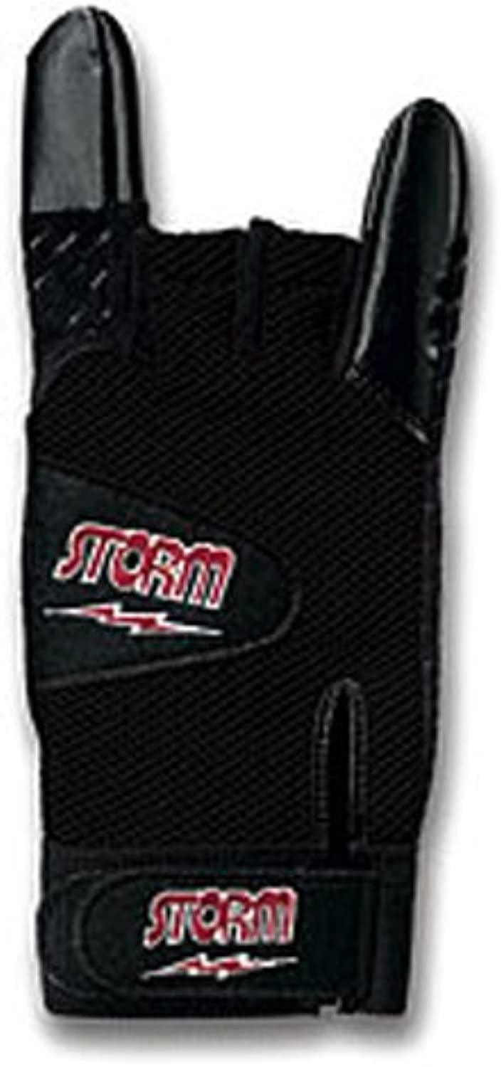 Storm Xtra-Grip Left Hand Wrist Support, Black, Small