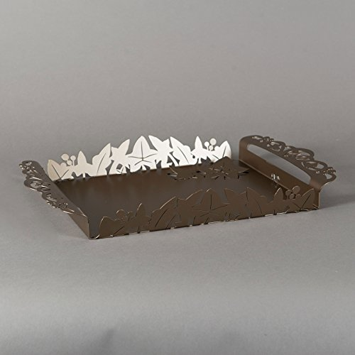Artiemestieri Plateau Ivy Bronze