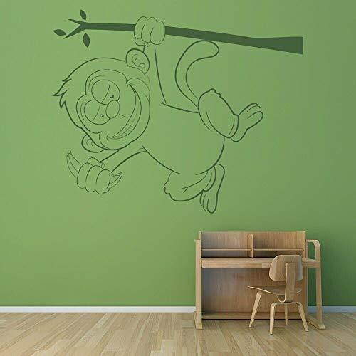Cheeky ey autocollant chambre d'enfant chambre de bébésticker salon décoration chambre accessoires art peintures murales W