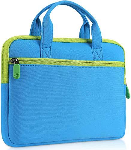 vankyo Kinder Tablet Tasche Schutzhülle Filz Hülle Kompatibel 7 Zoll Kinder Tablet Blau