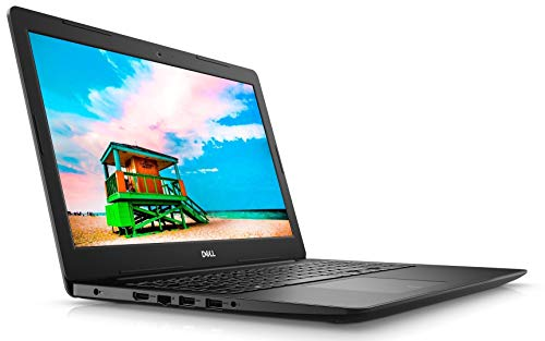 "2021 Newest Dell Inspiron 15 3000 Series 3593 Laptop, 15.6"" HD Non-Touch, 10th Gen Intel Core i3-1005G1 Processor, 8GB RAM, 256GB PCIe NVMe SSD, Webcam, HDMI, Wi-Fi, Bluetooth, Windows 10 Home, Black"