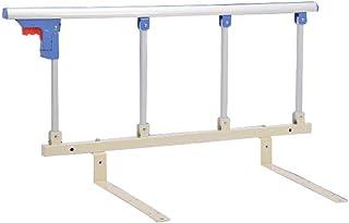 折りたたみ式ベッドレール病院医療支援装置高齢者用ナイトレールベッド手すりガードレール標準ベッドとスラットベッド、シングルベッドとダブルベッドに適しています。(コロ