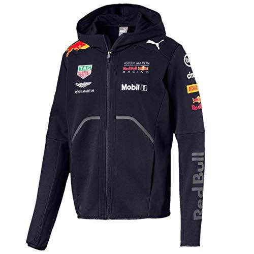 PUMA Red Bull Racing Herren Team Jacke Night Sky M