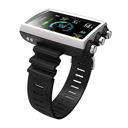 SUUNTO Eon Core Wrist Dive Computer - White with Transmitter and USB 2