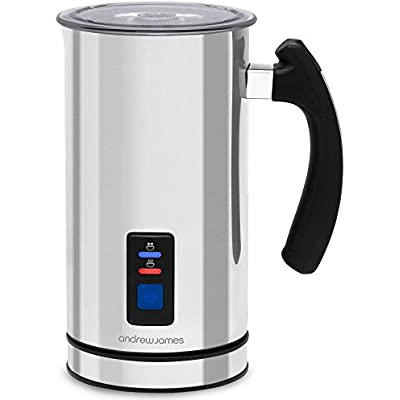 Cheap Andrew James Electric Milk Frother Heater Warmer