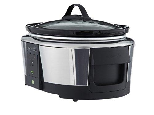 Product Image 16: Crock-Pot 6-Quart WeMo-Enabled Smart Slow Cooker, Stainless Steel