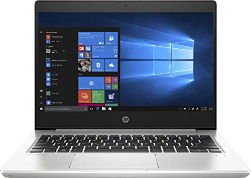 "HP ProBook 430 G7 - Ordenador Portátil Profesional de 13.3"" FHD, Intel Core i5-10210U, 16 GB RAM, 512 GB SSD, Intel UHD Graphics 620, Windows 10 Pro, Plata, Teclado QWERTY Español"