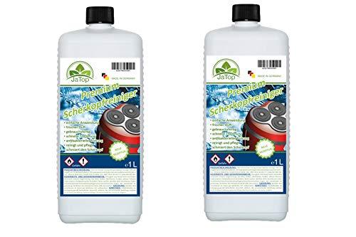 JaTop Scherkopfreiniger 1, 2,oder 3 Liter Nachfüllflüssigkeit geeignet für Philips Jet Clean Rasierer (2)