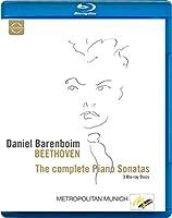 Beethoven: Complete Piano Sonatas Nos 1-32 [Blu-ray] [Import]