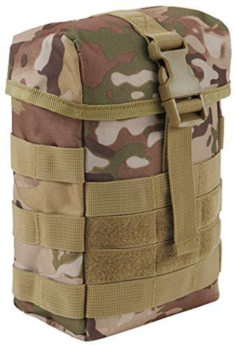 Brandit Molle Pouch Fire Tactical Camo