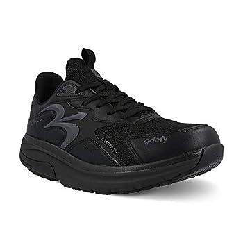 Gravity Defyer Men s G-Defy Energiya 11.5 XW US - Hybrid VersoShock Performance Shock-Absorbing Cross-Trainer Shoes Black