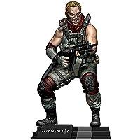 Titanfall 2 Titanfall 12019 Figura de acción Blisk de 17,78 cm