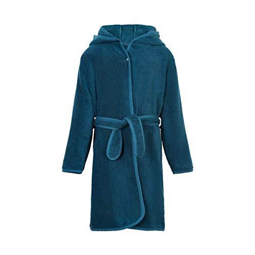 pippi Organic Bath Robe Cache-Maillot de Bain, Ice Blue, 7480 Mixte Enfant