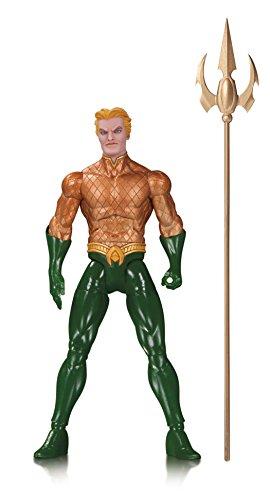 DC Comics MAY160363DC designer Aquaman by Capullo Action Figure