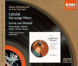Lehar: The Merry Widow Die Lustige Witwe  Great Recordings of the Century