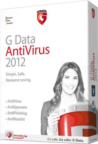 G DATA AntiVirus 2012 1utente(i) 1anno/i Inglese