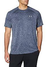 Under Armour UA Tech 2.0 T-shirt met korte mouwen, licht en ademend sportshirt, sportkleding met antigeur-technologie voor heren