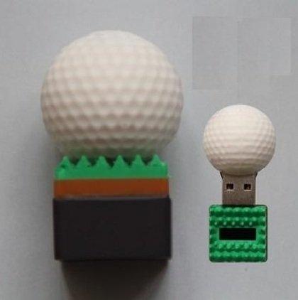 16GB Pelota Golf Pendrive Pen Drive Memoria Usb-PD078(Envío de ...