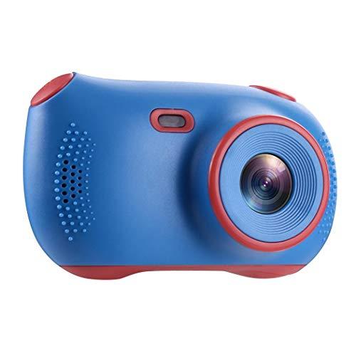 Caeasar Mini cámara digital para niños Cámara portátil HD con doble lente Cámaras digitales