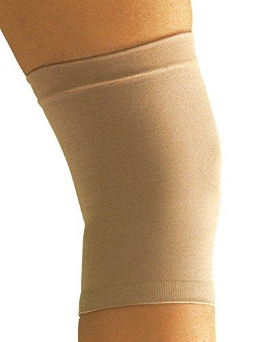 MANIFATTURA BERNINA Variform 1505 (Talla 5) - Rodillera elástica compresión en algodón para Mujer y Hombre Soporte para Rodilla