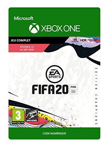 FIFA 20: Champions | Xbox One - Code jeu à télécharger