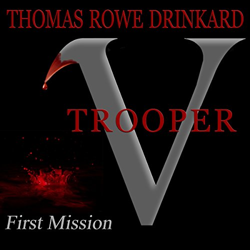 First Mission audiobook cover art