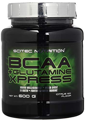 Scitec Nutrition BCAA + Glutamine XPress, 600 g