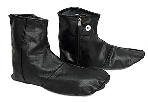 Desert Dress - Herren Leder Socken Khuffs Schuhe Füße Kuffain Muslin Islam Motorrad - Nicht angegeben, EU 40.5