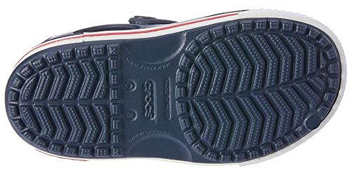 Crocs Crocband II Sandal Kids, Unisex Sandalen, Blau - 3