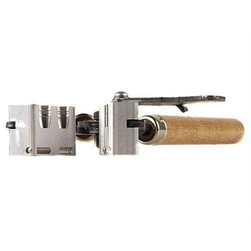 "Price comparison product image LEE PRECISION 90239 9mm Luger,  38 Super,  380 ACP (.356"" Diameter),  120 Grains,  Truncated Cone 2 Cavity Bullet Mold"