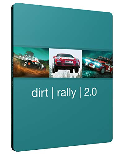 DiRT Rally 2.0 GOTY Steelbook Bundle (exklusiv bei Amazon.de) [Limited Edition] (Playstation 4)