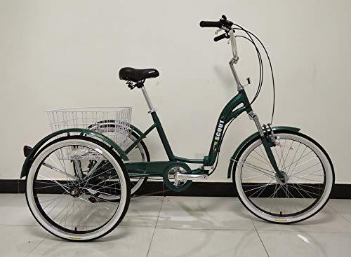Triciclo para adultos marca Quality