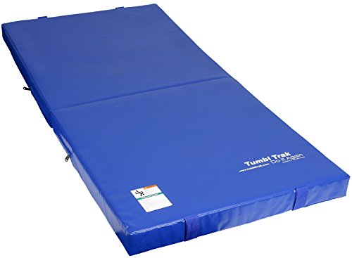 Tumbl Trak Junior Practice Mat, Royal Blue