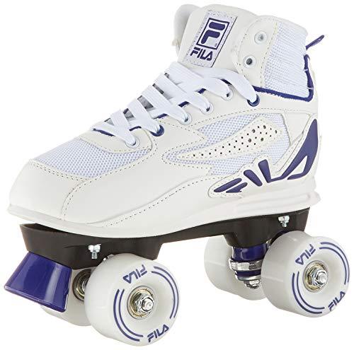 FILA Damen Gift Lady Roller Skate, weiß, 33