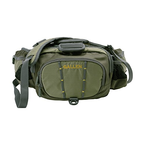 Allen Eagle River Lumbar Fishing Pack, Olive