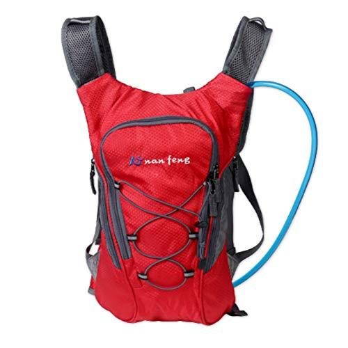 CMZ Fahrradrucksack Sport Outdoor Tasche Fahrrad Reiten Wassersack Rucksack Bergsteigen Bergwandern Schulter Wassersack Rucksack