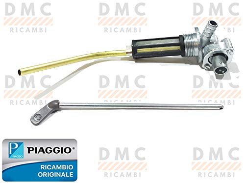 Grifo de gasolina para Vespa 50 Special – Vespa ET3 – Vespa Primavera – Vespa 50 R N L original Piaggio 139938