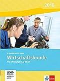 Wirtschaftskunde. Ausgabe 2019: Schülerbuch mit CD-ROM: Wirtschaftskunde mit CD-Rom - Helmut Nuding