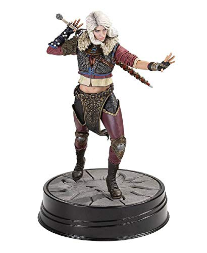 Close Up The Witcher 3: The Wild Hunt Statue Ciri Series 2 (0cm x 23cm)