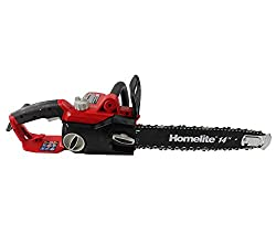 Homelite ZR43100 9.0 Amp 14 in Electric Chain Saw Review