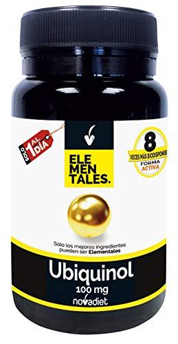 Novadiet Ubiquinol 100Mg. 30Cap; elementales 1 Unidad 200 g