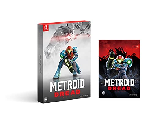 メトロイド ドレッド スペシャルエディション -Switch(【Amazon.co.jp限定】アクリルスタンド(メインビジュアルデザイン) 同梱)