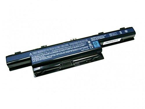 Acer Bt.00605.072 Lithium-Ion (Li-Ion) 4400Mah Batterie Rechargeable - Batteries Rechargeables (4400 mAh, Lithium-Ion (Li-Ion), Noir, 1 Pièce(S))