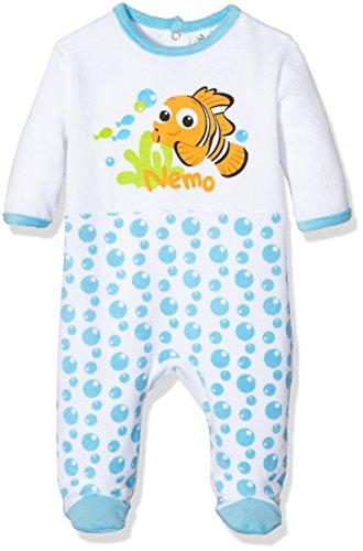 Disney Pixar Findet Nemo Unisex Baby Strampler, Blau, Gr. 81cm (18 Monate)