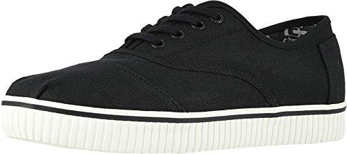 TOMS Men Indio, Zapatos de Cordones Derby para Hombre, Negro (Black 000), 46 EU