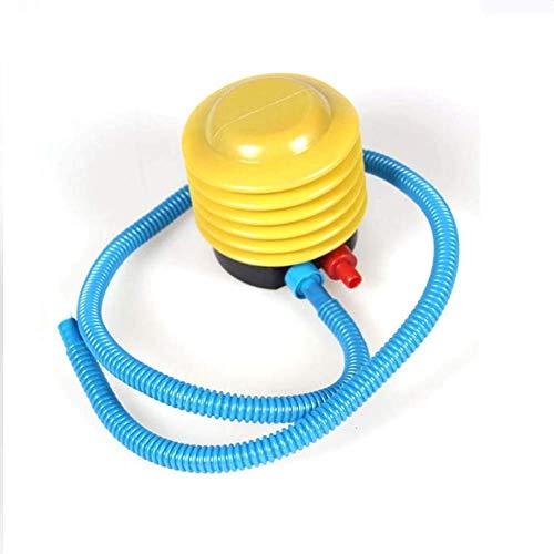 Delisouls Tragbar Pedal Luftpumpe, Schwimmreifen, Matratze, Aufblasbar und Ballon Pumpe, Aufblasbar Werkzeug Hochzeits Ereigniss Party Zubehör