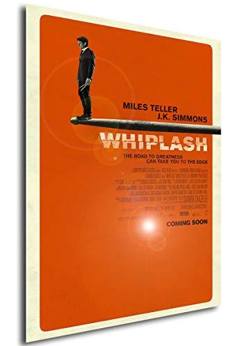 Instabuy Poster Whiplash - Theaterplakat- A3 (42x30 cm)
